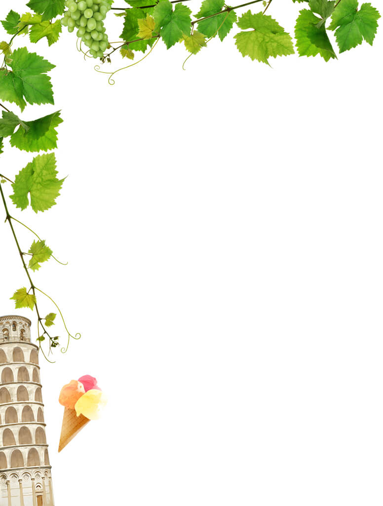branches in the background left